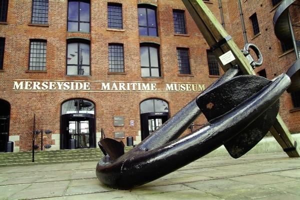Морской музее Мерсисайд, Ливерпуль