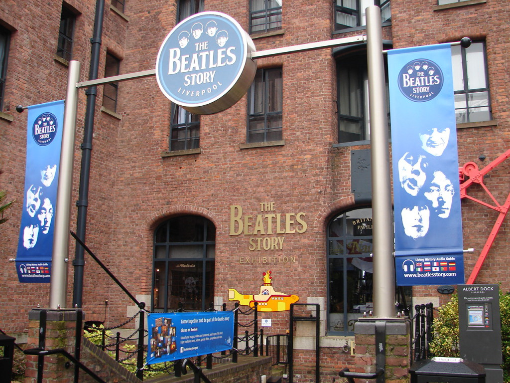 The Beatles Story Liverpool Museum