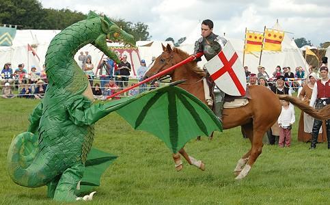 праздники в Англии