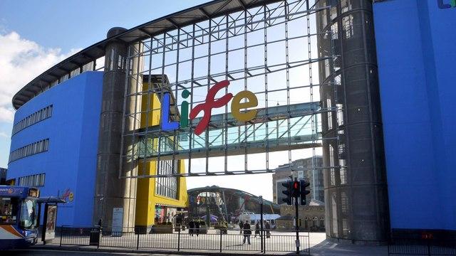Международный центр жизни Ньюкасл