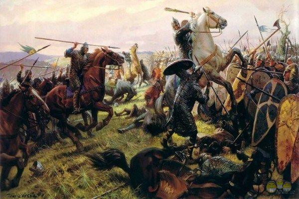 Сражение при Гастингсе — одно из сражений, кардинально изменивших ход истории
