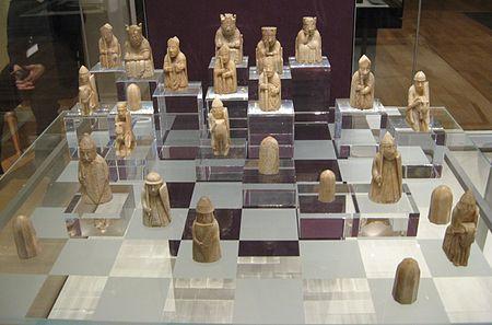 Шахматы с острова Льюис