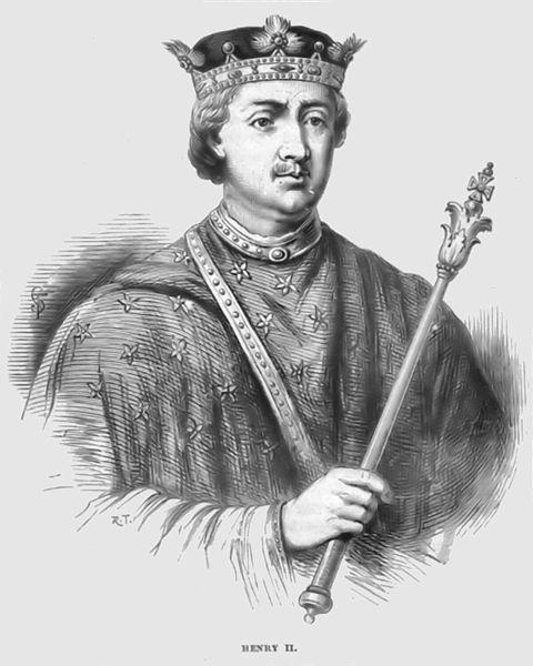 король Генрих II