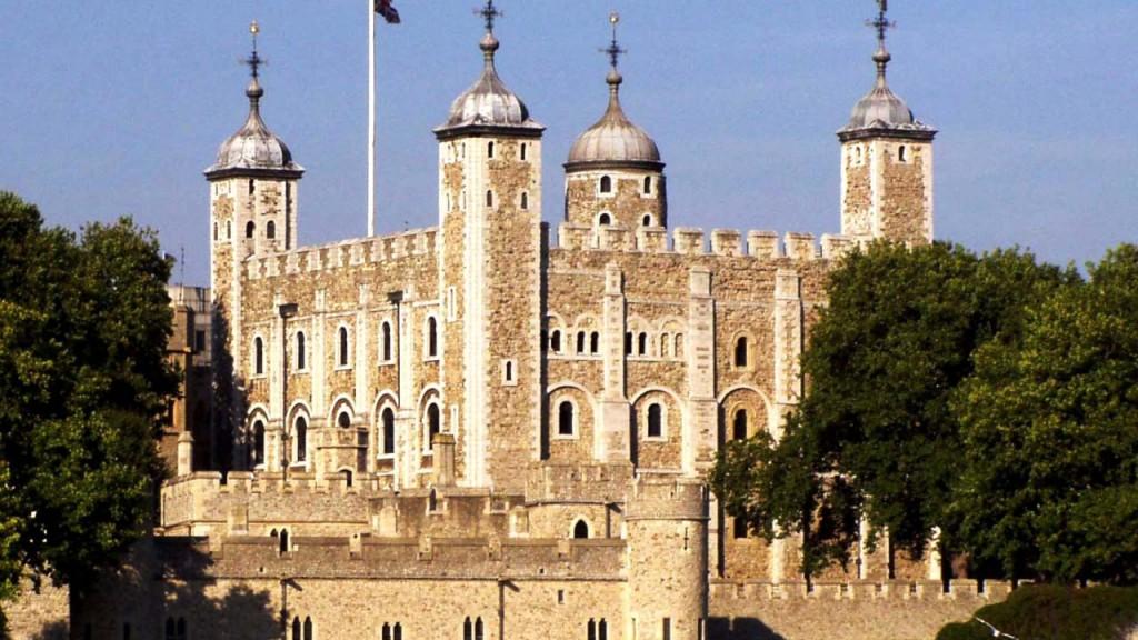 Лондонский замок Тауэр