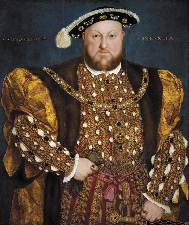 Король Генрих VIII