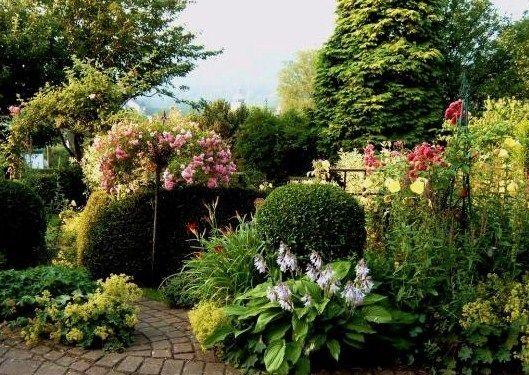 Садоводство в Англии