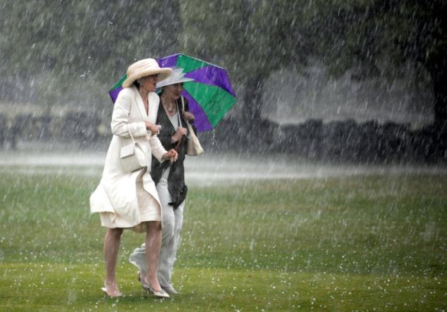 погода в Англии