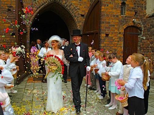 Традиции бракосочетания в Англии