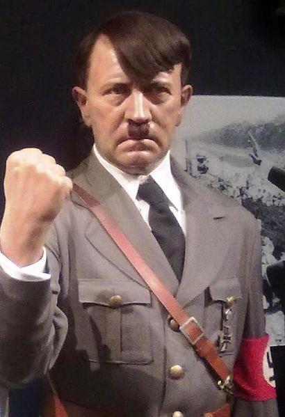 фигура Адольфа Гитлера в музее