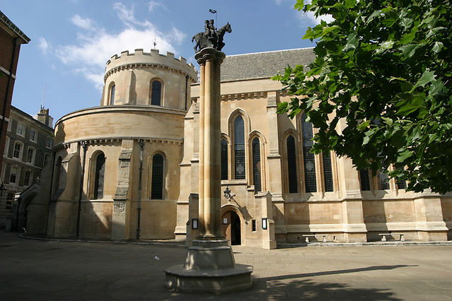церковь Темпла