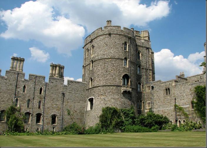 Английский замок Виндзор