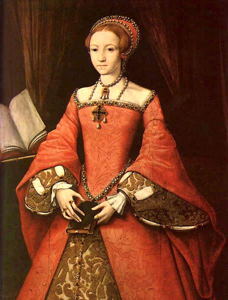 Елизавета 1 королева Англии