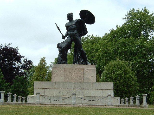 Статуя Ахилла в Гайд парке