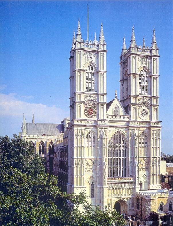 Вестминстерское аббатство доклад на русском 1178