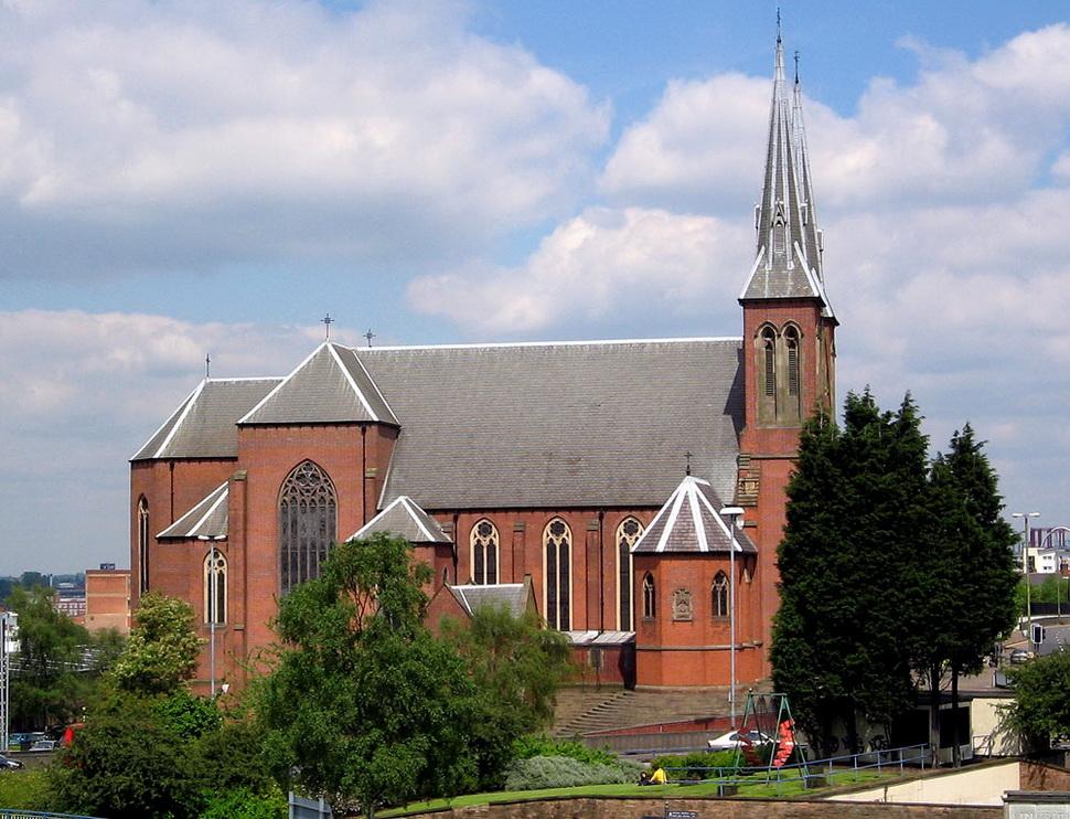 Кафедральный Собор Святого Чада