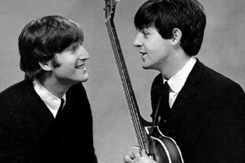 Леннон и Пол Маккартни
