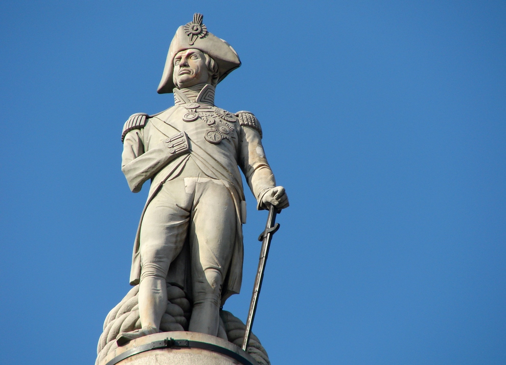 Монумент лорду Нельсону
