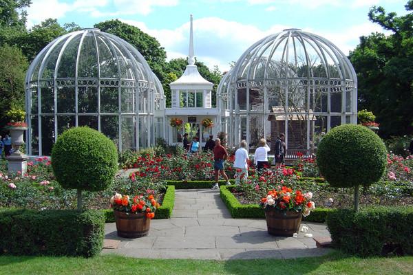 Ботанический сад, Бирмингем