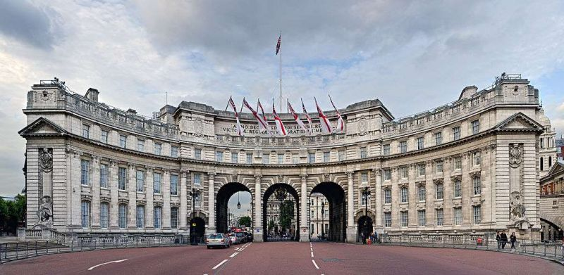 Арка Адмиралтейства в Лондоне