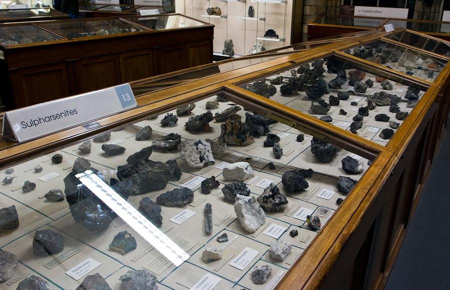 Минералогическая коллекция