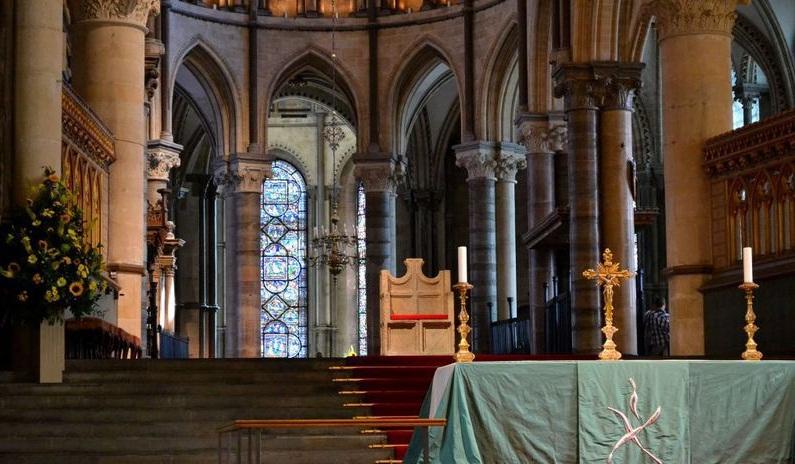 Кресло святого Августина