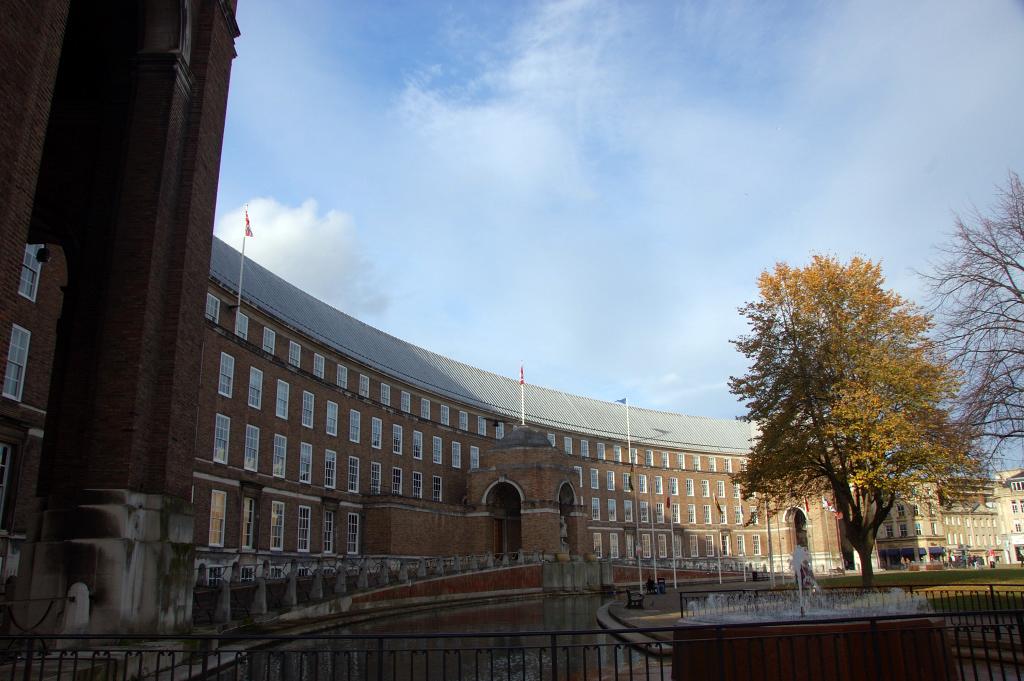 Дом советов Бристоля