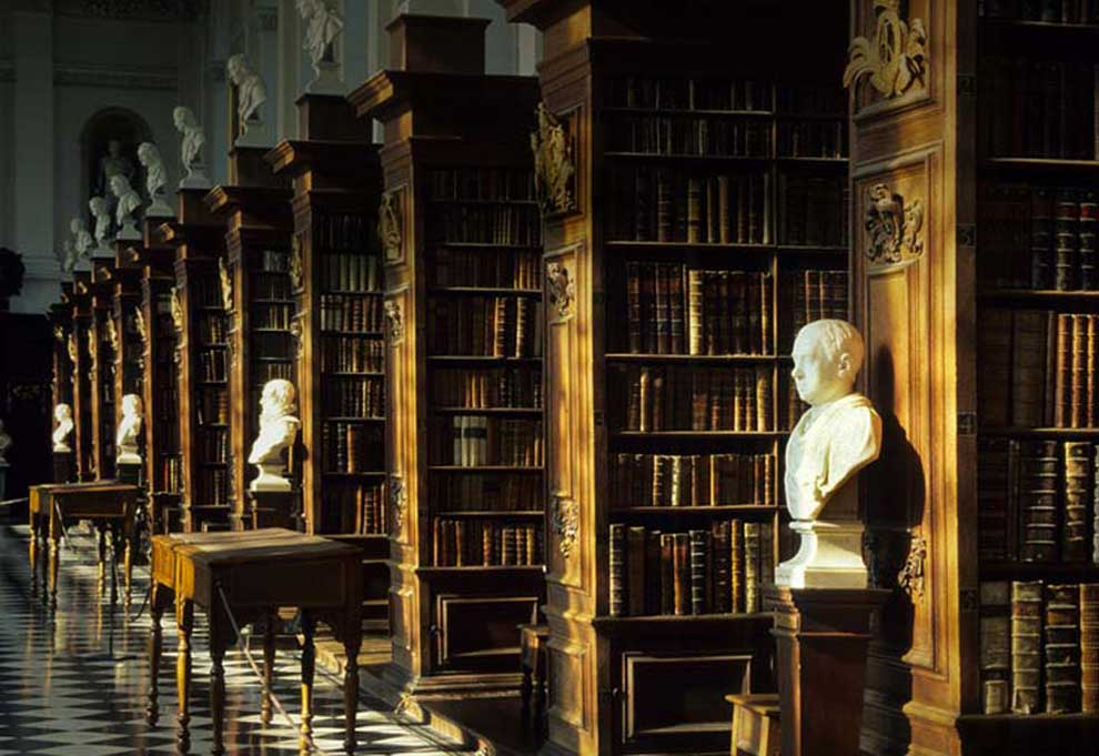 Библиотека Кембриджского университета