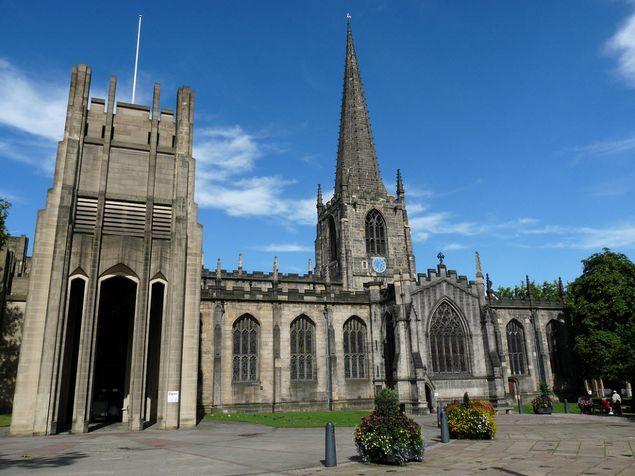 Кафедральный собор Шеффилда