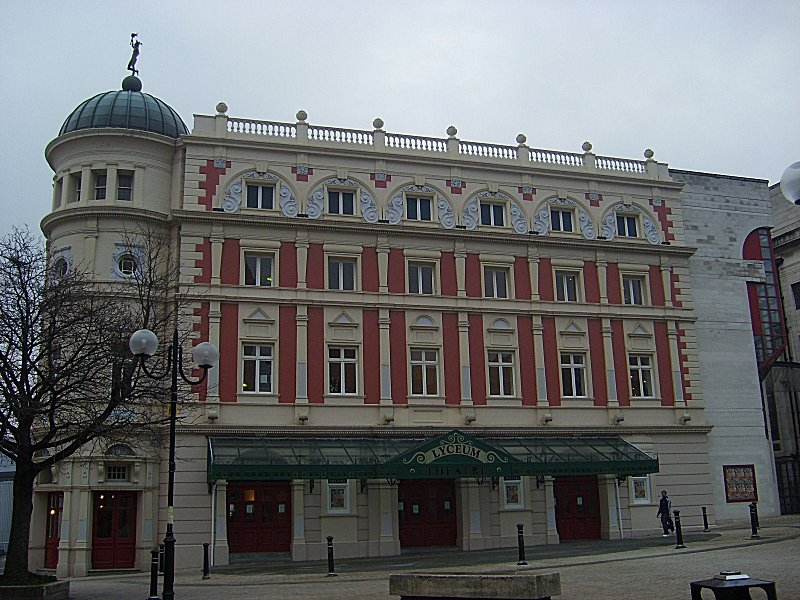 Театр Лицеум