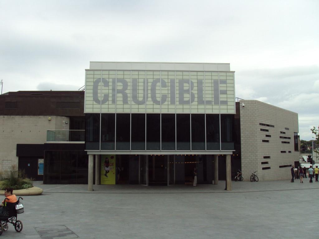 Театр Крусибл