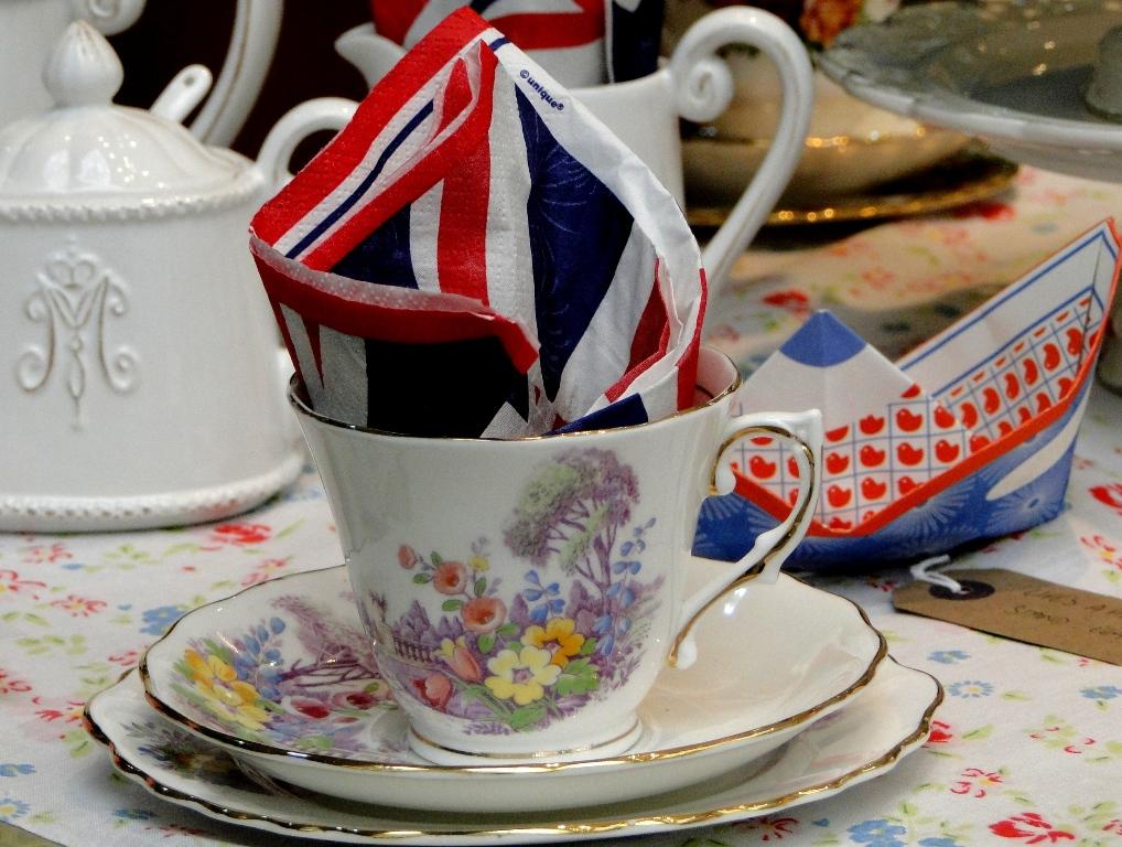 Время чая в англии