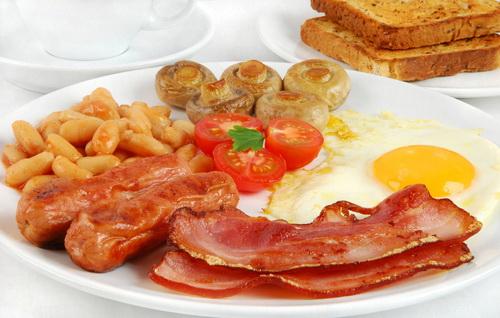 Что едят англичане? Традиционный английский завтрак, обед и ужин