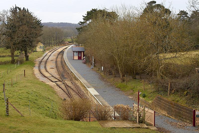 Старейшая железная дорога Англии
