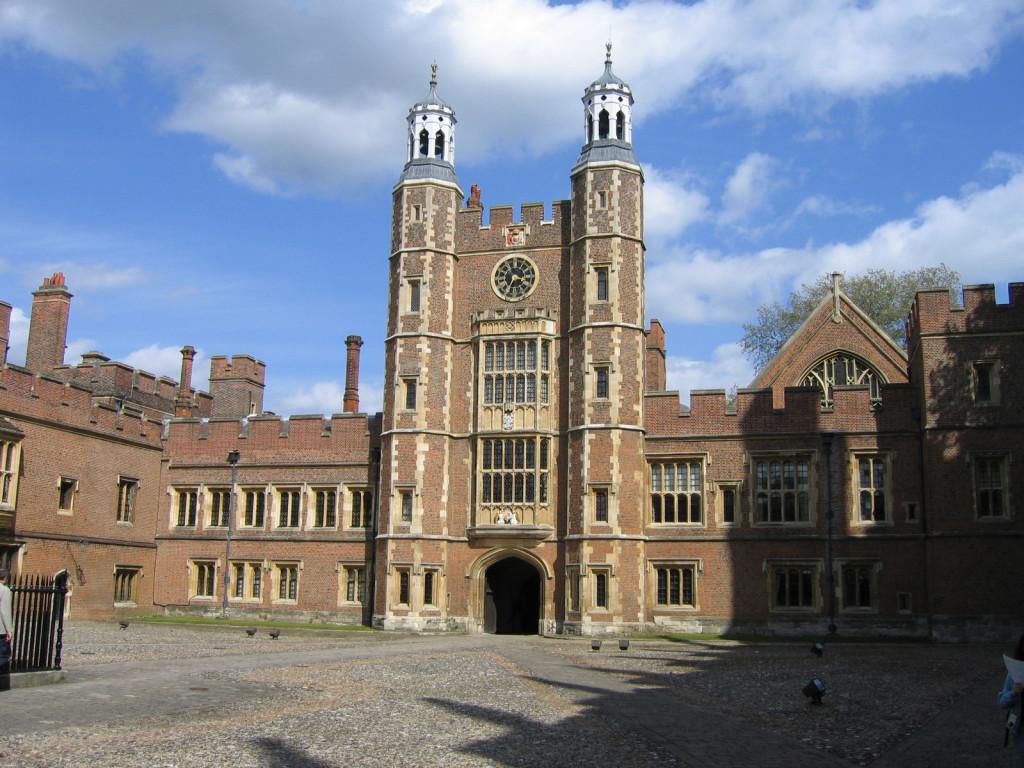 Eton College - школа-пансион для мальчиков