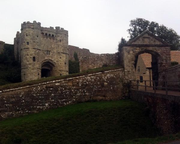 Замок Карисбург