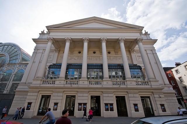 Королевский театр Ковент Гарден