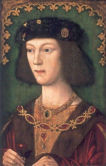 Молодой Генрих VIII