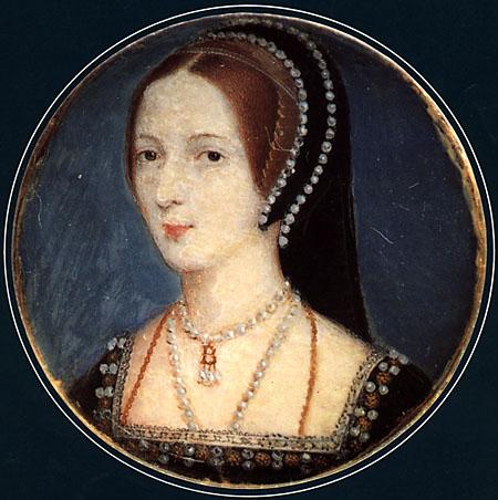 Вторая жена Генриха 8 - Анна Болейн