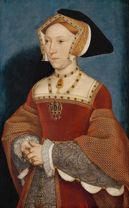 Третья жена короля Генриха - Джейн Сеймур