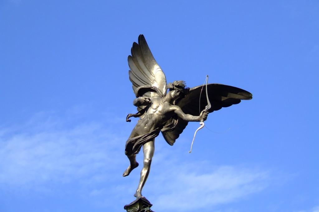 Скульптура Эроса