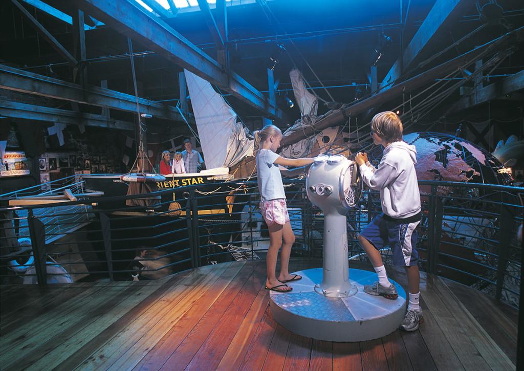 Морской музей Джерси