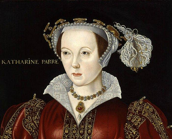 Екатерина Парр - последняя жена короля Генриха VII