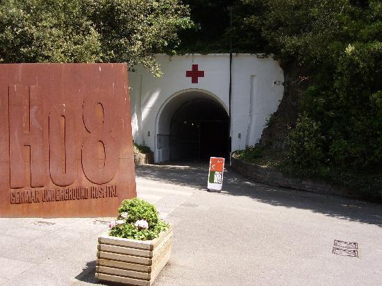 Военные туннели Джерси