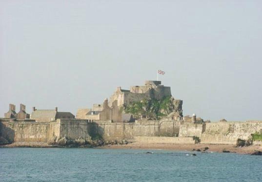 Замок королевы Елизаветы