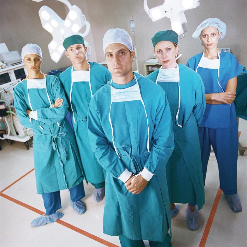 Английское здравоохранение