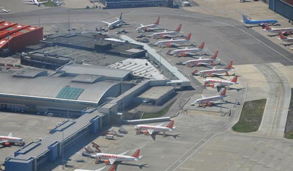 Аэропорт Лутон (Luton)
