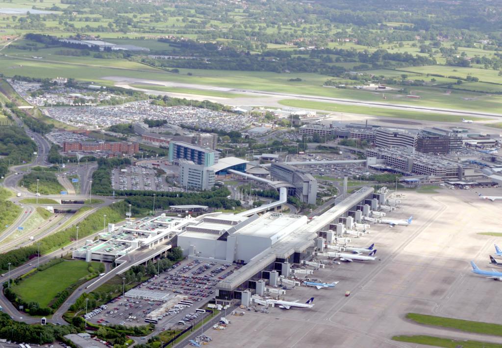 Аэропорт Манчестер (Manchester)