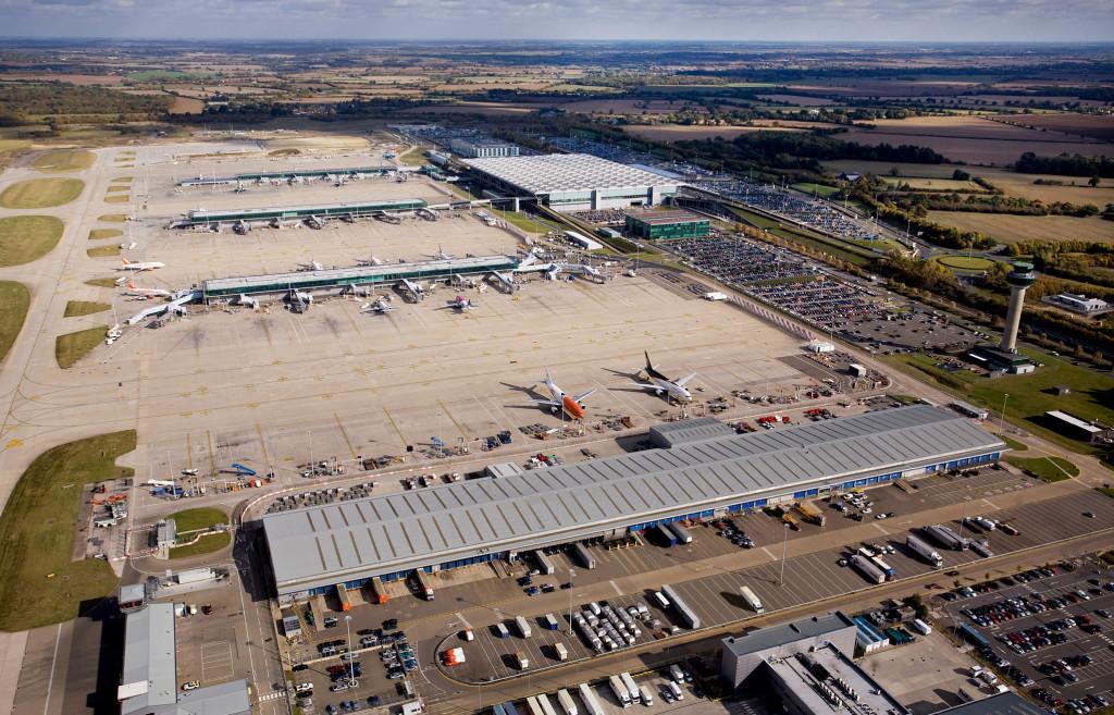 Аэропорт Станстед (Stansted)