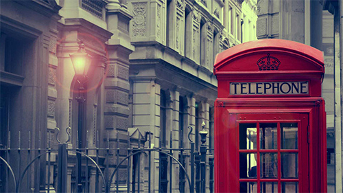 тур поездка в Англию