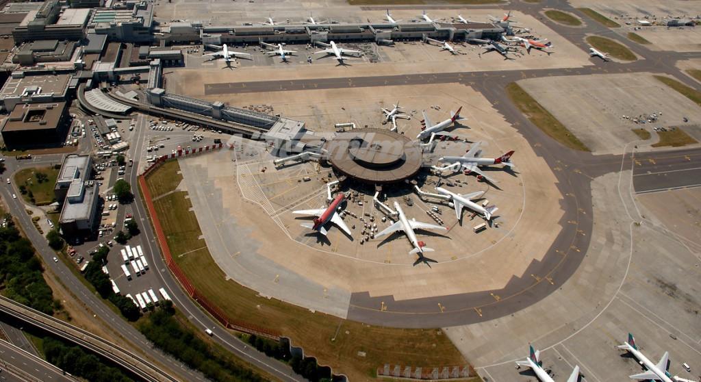 Аэропорт Гатвик (Gatwick)